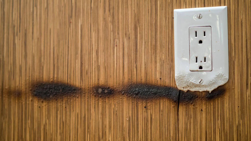 4 Tips To Help Prevent Electrical Fires At Home  U2013 North